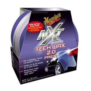 Cera NXT Generation Tech Wax 2.0 Paste Wax, G12711 (311g) Meguiars