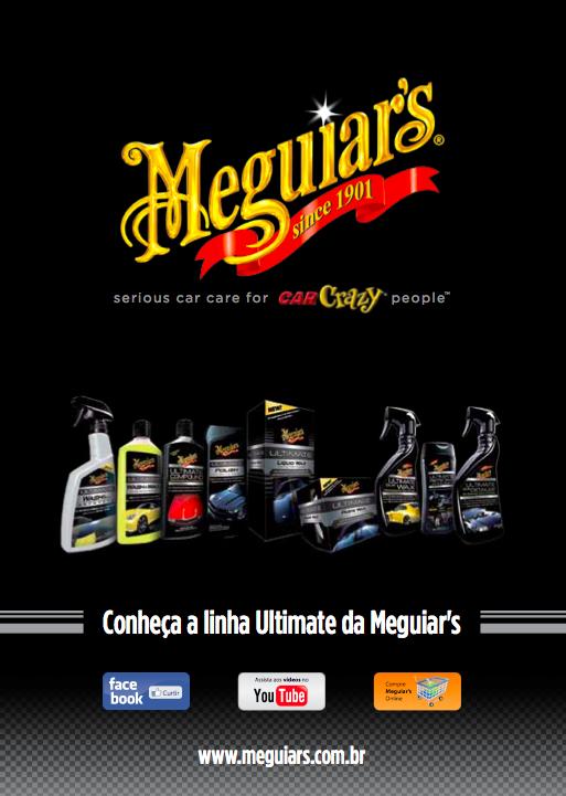 Meguiars - 5 passos para um Show Car - Catálogo