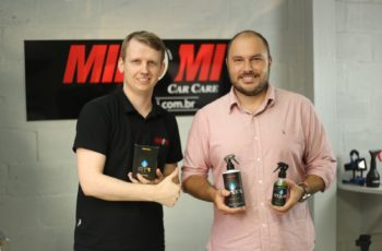 Miromi fecha parceria com a EasyTech Shield